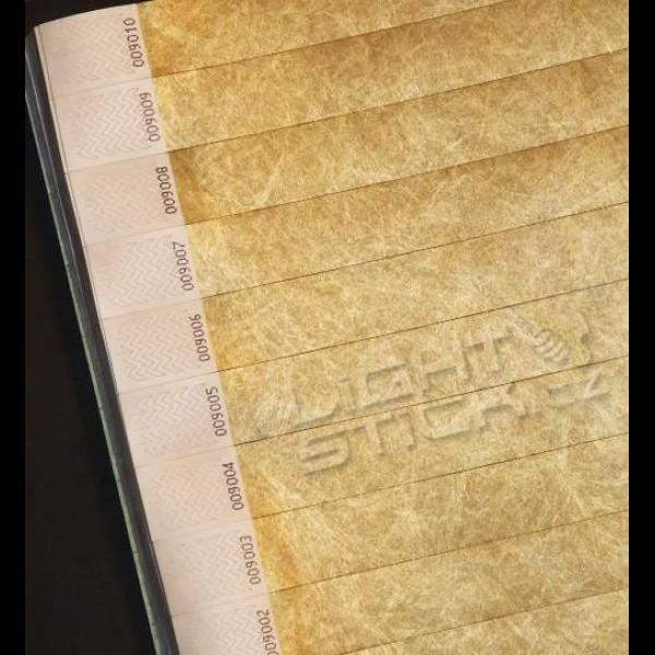 Identifikační náramky 1000ks , náramek TYVEK 2,5 cm