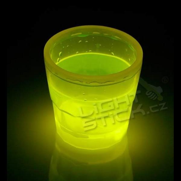 Svítící sklenička 300 ml