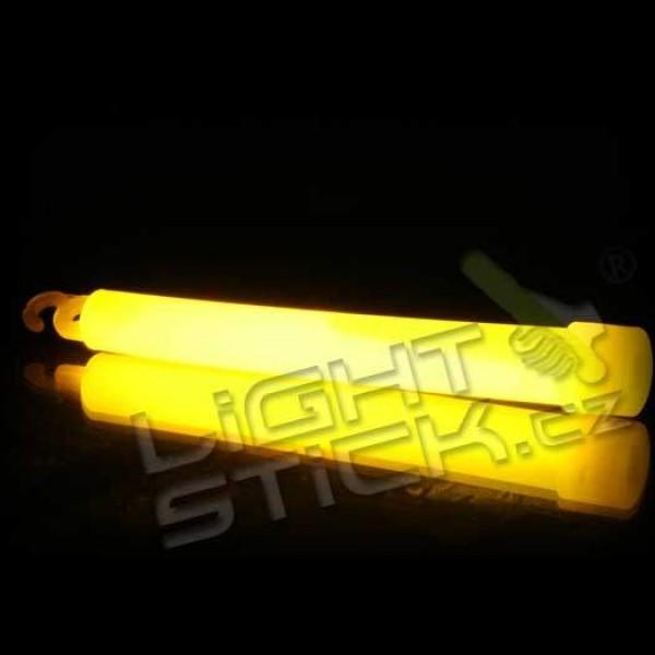 Svítící tyčinka 15cm,25ks Lightstick SPORT