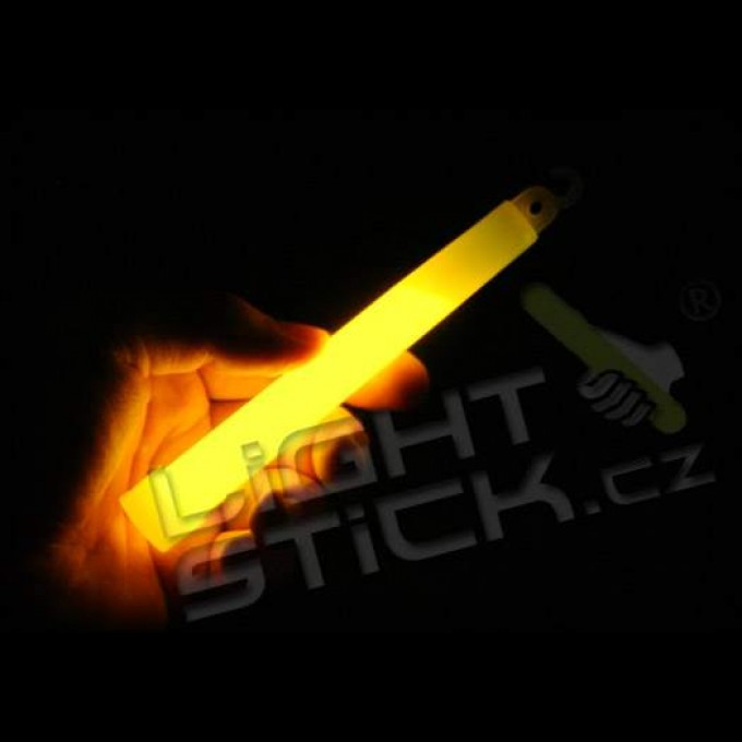 Svítící tyčinka EXTRA 5 MIN., Lightstick SPORT 15 cm,1ks/obal