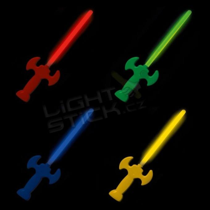 Svítící meč