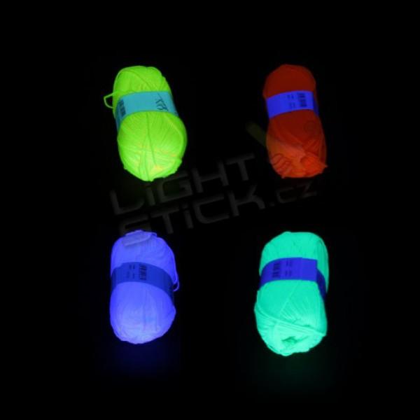 UV vlna, různé barvy